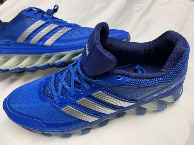 Size 11 - adidas Springblade Blue