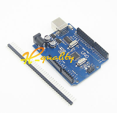 UNO R3 ATmega328P-AU CH340G Board for Compatible-Arduino Top