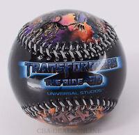 Universal Studios Transformers The Ride - 3d Baseball