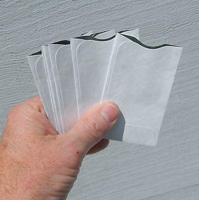 ArmorShield® RFID Blocking Tyvek Card Sleeve Bulk 1000 pack