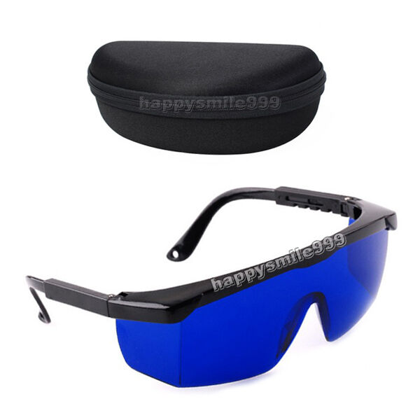 600nm-700nm Safety Glasses Red Laser Protection Goggle