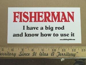 Fisherman-Big-Rod-Funny-Fishing-Bumper-Sticker-Decal