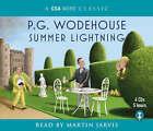 Summer Lightning 4xcd by P. G. Wodehouse (CD-ROM, 2007)