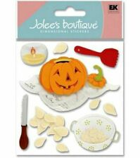 Buy 3 Get 2 FREE Stickers Autumn Fall Halloween Jolee/'s Sticko  Recollections