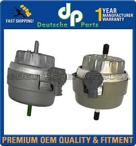 Audi-A6-Quattro-Aceite-Hidraulico-Filled-Soporte-de-Motor-Delantero-Izquierdo