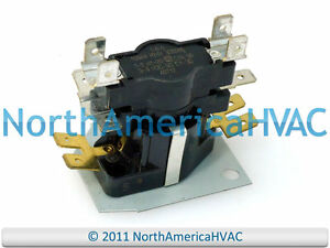 Intertherm Nordyne 10 12 KW Furnace Heat Sequenscer Relay 621596 621596