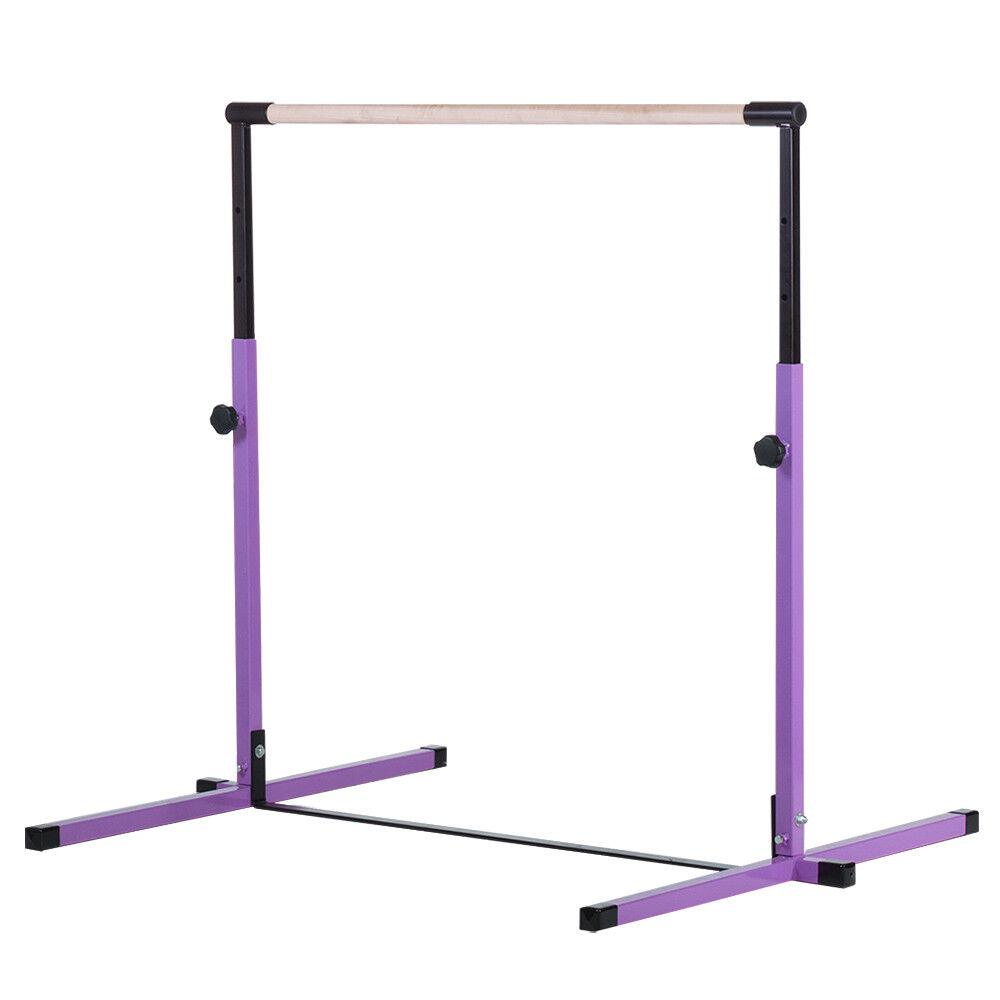 3-5ft High  Junior Training Bar - Horizontal Bar - Nimble Sports Gymnastics Bar  save up to 80%