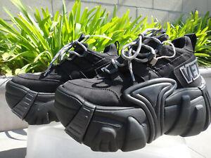 Vetements x SWEAR Nubuck Platform Shoes