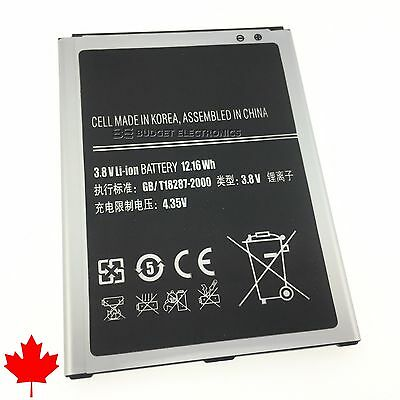 NEW Samsung Galaxy Mega 6.3 Replacement Battery i9200 i9205 R960 i527