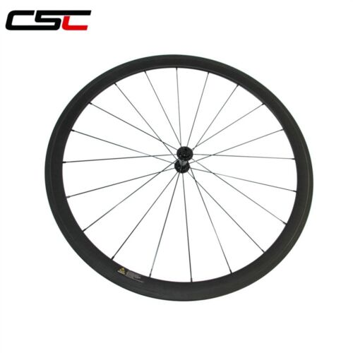 carbon road bicycle wheelset 38mm clincher carbon bike wheels factory 700C
