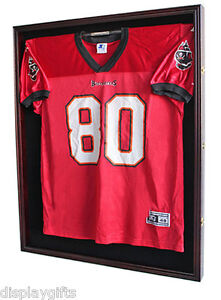 Shadow Box For Xl Football Hockey Jersey Case Frame Lock