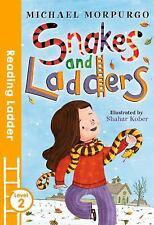 Snakes and Ladders (Reading Ladder), Morpurgo, Michael