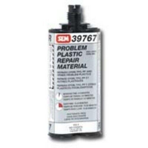 SEM Paints 39767 Problem Plastic Repair