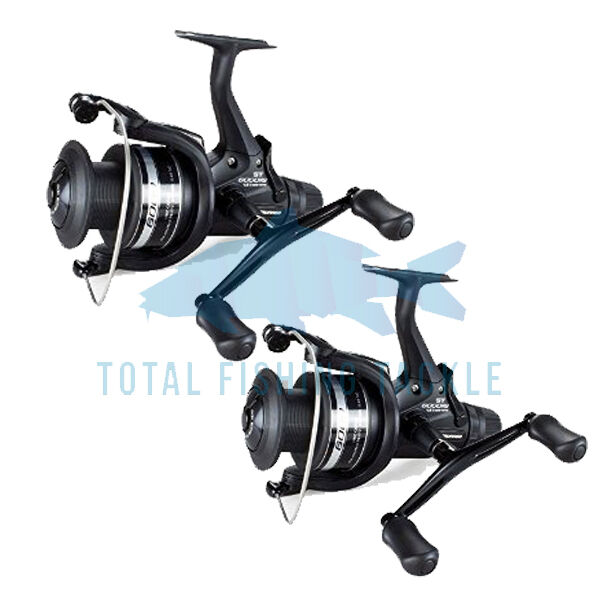 Shimano Baitrunner ST 6000 RB Fishing Reel x2 NEW - BTRST6000RB