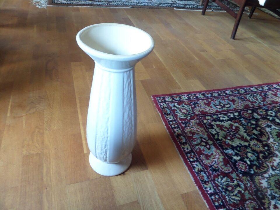 Keramik, VASE/PIEDESTAL