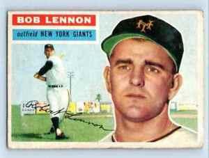 1956-Topps-Bob-Lennon-104