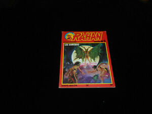 Rahan-5-New-Collection-The-Sorcciers-Editions-Vaillant-DL-September-1978