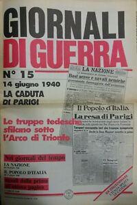 GIORNALI-DI-GUERRA-N-15-LA-CADUTA-DI-PARIGI