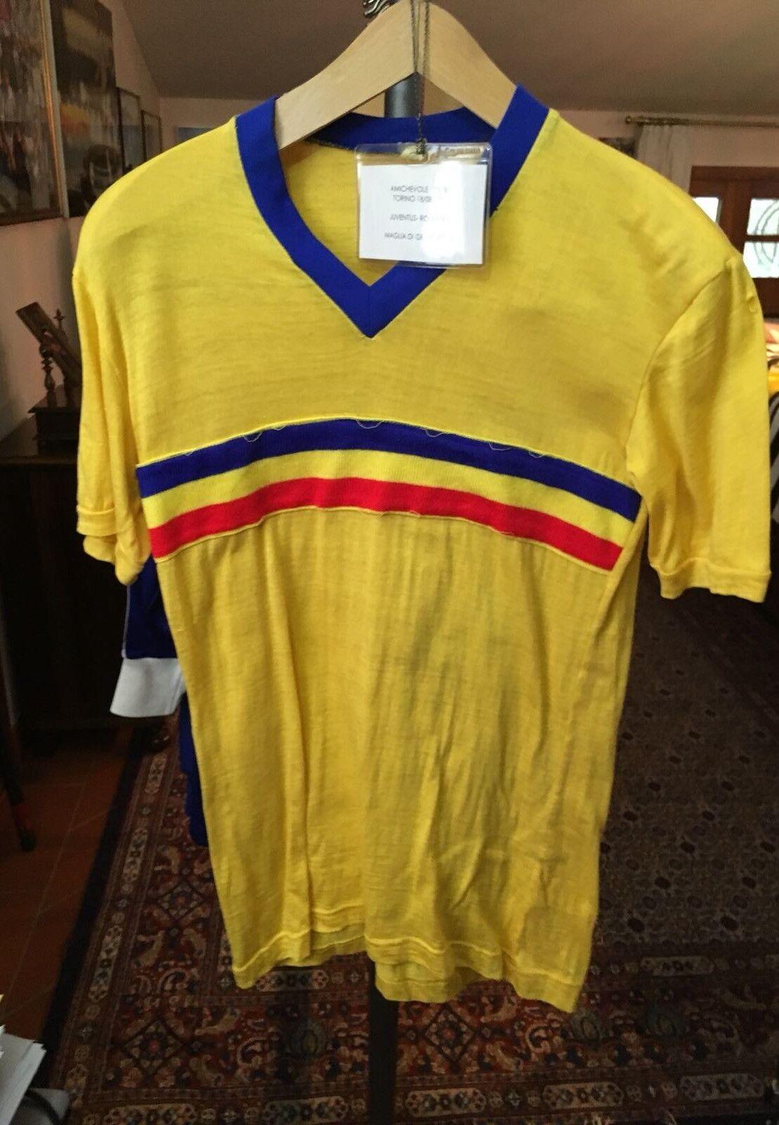 Maglia match worn calcio nazionale Romania no roma lazio milan juve milan lazio napoli inter ae8713
