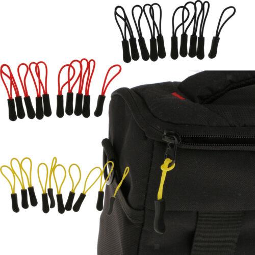 Packung mit 30 Reißverschluss Reißverschluss Verschlussgleitern im Freien