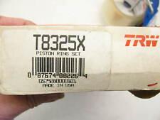 TRW T8190X Piston Rings Set STANDARD SIZE 68-80 GM 5.7L 350 V8