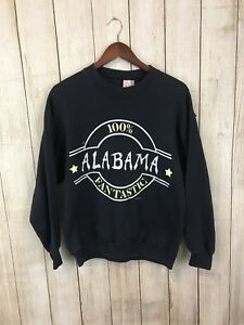 44d9fa05f88 Image is loading Vintage-Alabama-Crimson-Tide-Sweatshirt-Crewneck-Men-039-