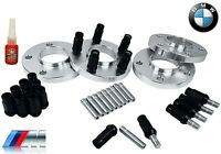 Bmw Racing Stud Conversion Kit 5x120 With 12mm & 17mm Wheel Spacers