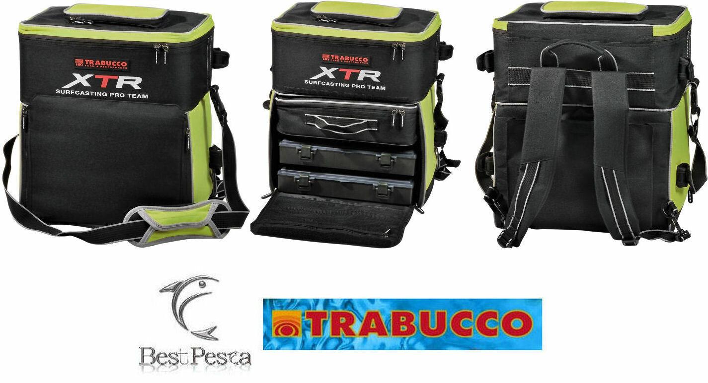 TRABUCCO PRO ORGANIZER - serie XTR SURFCASTING PRO TEAM