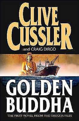 Golden Buddha: Oregon Files #1 (The Oregon Files), Dirgo, Craig,Cussler, Clive,