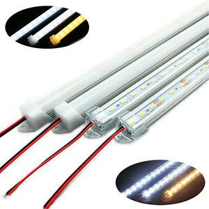 50CM-U-Aluminium-shell-DC-12V-36-SMD-5630-LED-Hard-Rigid-LED-Strip-Bar