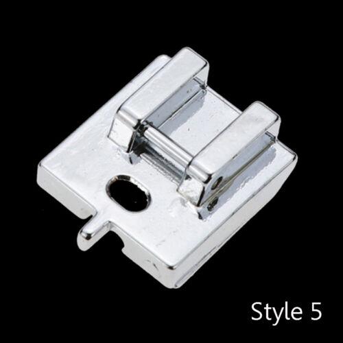 Stitch Tool Sewing Machine Feet Sew Accessories Zipper Presser Foot