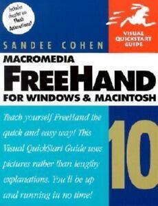 Macromedia-FreeHand-10-for-Windows-amp-Macintosh-Visual-QuickStart-ExLibrary
