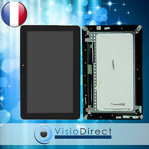Ecran-complet-pour-Asus-T200-HN116WX1-100-noir-vitre-tactile-LCD-sur-chassis