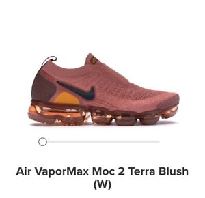 a209ee960d Image is loading Nike-Air-Vapormax-Moc-2-Terra-Blush-Size-