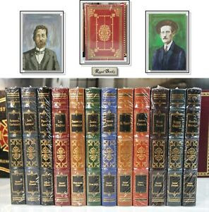 WORLD'S BEST SHORT STORIES COMPLETE - Easton Press - ALL SEALED!