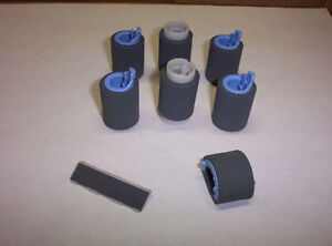 Lot of 5 HP ROLLERS FOR 4200//4300//4250//4350 NEW//UNOPENED PKGS