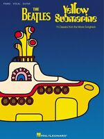The Beatles Yellow Submarine Sheet Music Piano Vocal Guitar Songbook N 000313146