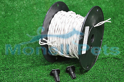 18 Gauge Twisted Wire For Underground In Ground Electric