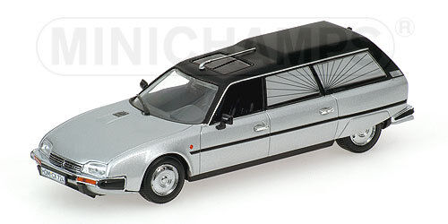 Citroen CX Break 1980 Hearse 400111495 Minichamps 1 43