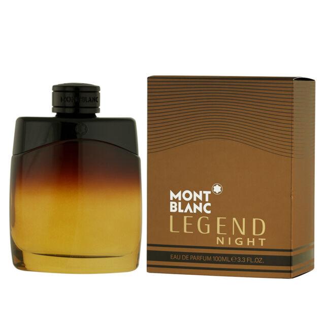 Mont Blanc Legend Noche Eau de Parfum Edp 100 ML (Hombre)