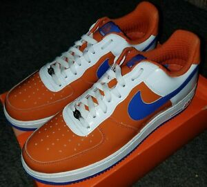 2006 Nike Air Force 1 'Holland' World Cup mens 11.5 VNDS beautiful!