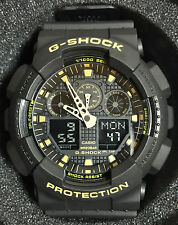 Casio Men's G-Shock GA100 Sport Watch BY