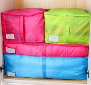 Portable-Storage-Bag-Clothes-Blanket-Quilt-Closet-Pillows-Organizer-Box-Pouch