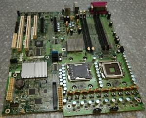 Dell-HD812-0hd812-PowerEdge-SC1430-Duale-Buchse-771-Motherboard