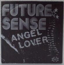 "FUTURE SENSE Angel lover (LISTEN) RARE 7"" 1987 synthpop-disco BELGIUM"