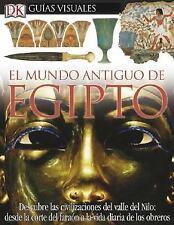 Mundo Antiguo De Egipto, El (DK Eyewitness Books) (Spanish Edition)-ExLibrary