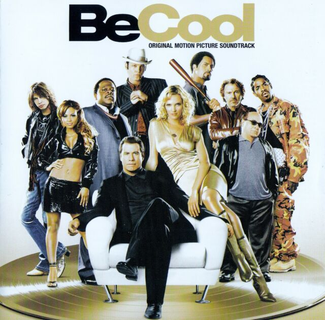 BE COOL - ORIGINAL MOTION PICTURE SOUNDTRACK / CD - TOP-ZUSDTAND
