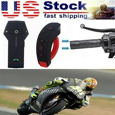 BT 1000m Remote Control Bluetooth Motorcycle Helmet Interphone intercom Headset