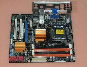 For-ASUS-P5QL-M-EPU-CM5571-DP-MB-REV-1-01G-Motherboard-DDR3-Intel-G43-LGA775