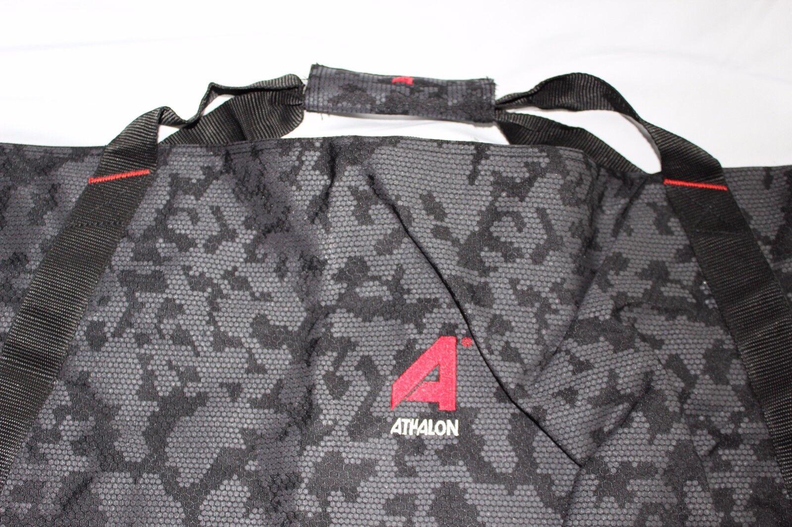 ATHALON 2 PIECE SET Stiefel BAG & SINGLE BAG SKI BAG SINGLE (Night Vision) Free Shipping a6c6c8